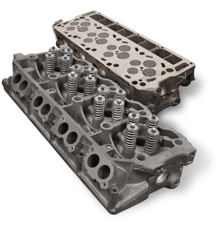 Grizzly Reman Cylinder Heads